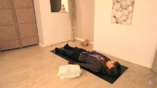 Cours De Yoga En Vidéo HD LA RELAXATION DE BASE  Www.monyogaenligne.com