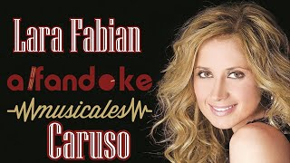 Caruso (PistaKaraoke)  Demo   Lara Fabian