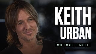 Keith Urban: Fire, family, Stephen Colbert