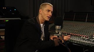 Eminem. Zane Lowe. Part 2.