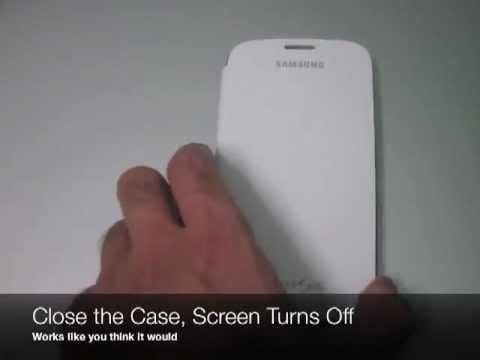 Video of Flip Case Control