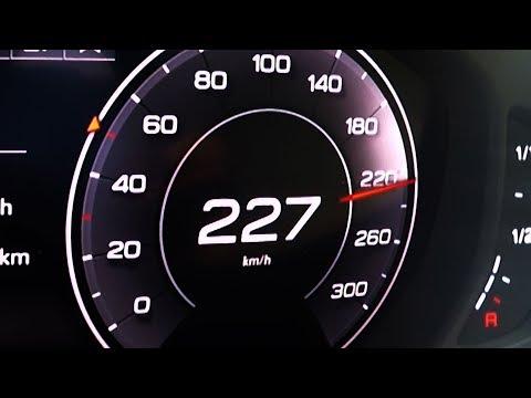 2018 Audi A8 50 TDI  quattro tiptronic 0-100 kmh kph 0-60 mph  Beschleunigung Acceleration