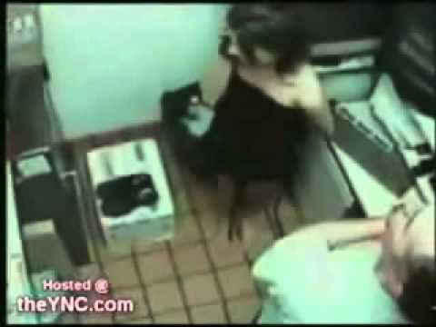 Girl Molested Inside MacDonald's By Managers, Caught On Tape:ABC News Broadcast