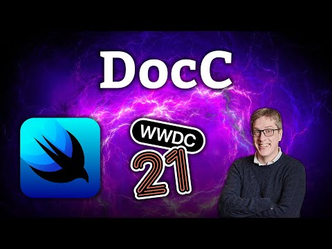 How to document your project with DocC and Xcode 13 thumbnail