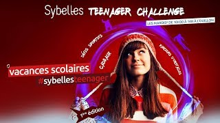 Sybelles Teenager Challenge