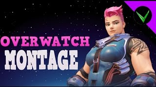 """Space Magic"" : Overwatch Zarya Montage (Replica of Mr. Fruit's)"