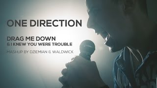 Drag me down & I Knew You were trouble (One Direction & Taylor Swift mashup by Dziemian & Waldwick)