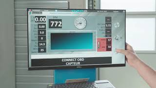 """Анализатор выхлопных газов CAP3600EX-GM от компании ТОВ """"ДІАГНОСТІК-ЛАЙН"""" - видео 2"""