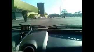 Percurso carrefour de belford roxo. Instrutor Henrique Carvalho