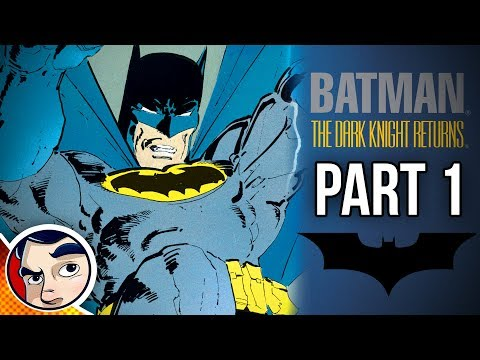 "The Dark Knight Returns ""Rise of Batman"" PT1 – InComplete Story"