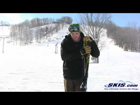 Enduro RXT 800 Skis with Z12 B80 Bindings
