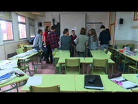 Charla en inglés en la Escuela Oficial de Idiomas de Sanse