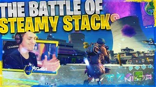 THE BATTLE OF STEAMY STACKS - W/ TIMTHETATMAN, DRLUPO & MONSTCR