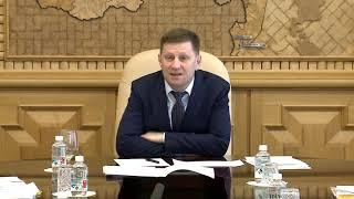 Экономия на сиротах это саботаж - губернатор Хабаровского края Сергей Фургал
