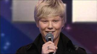 Australias Got Talent  <b>Jack Vidgen</b>  And I Am Telling You Im Not Going  AGT 31 May 2011