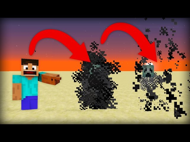 Become A Ghost With One Command Block In Minecraft 110 Cimap