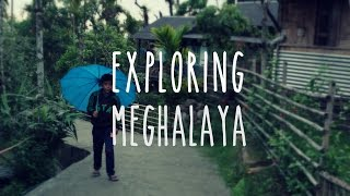 preview picture of video 'Exploring Meghalaya'