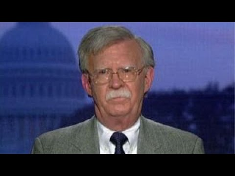 Bolton speaks out about strategic threats facing the US