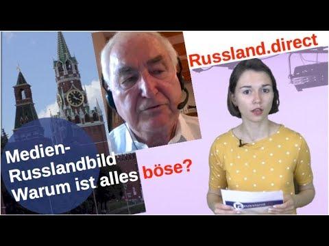 Medien-Russlandbild: Warum ist alles böse? [Video]