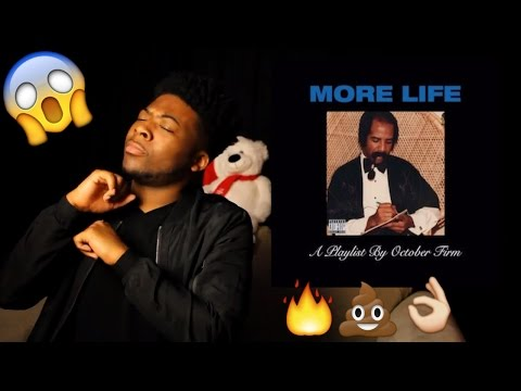 DRAKE - MORE LIFE (PLAYLIST)   REVIEW // FIRST REACTION