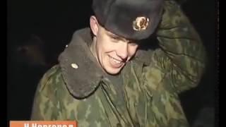 Рядовой Новиков спас кота.