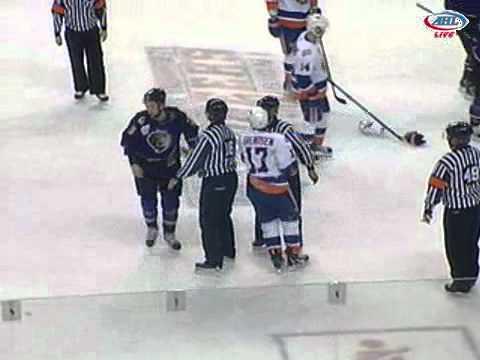 Brandon Svendsen vs. Jake Muzzin