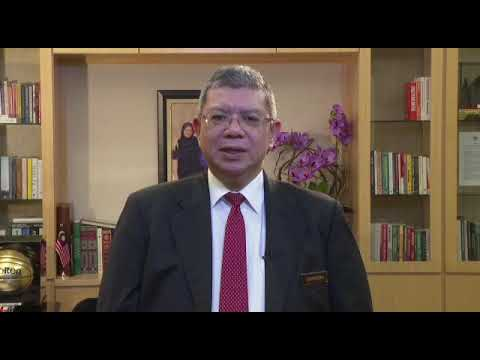 Minister of MCMC Dato' Saifuddin's   CONGRATULATORY MESSAGE to PUCM 5th anniversary