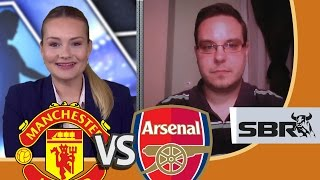 Manchester United Vs Arsenal 170515  Premier League Football Match Preview And Predictions