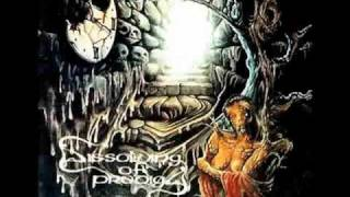 DISSOLVING OF PRODIGY - CELEBRATION OF TRAMBLED FLOWERS   (TIME RUINS ALSO BEAUTY )