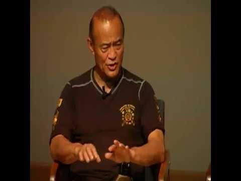 Guro Inosanto - Filipino Martial Arts Demo at the Smithsonian