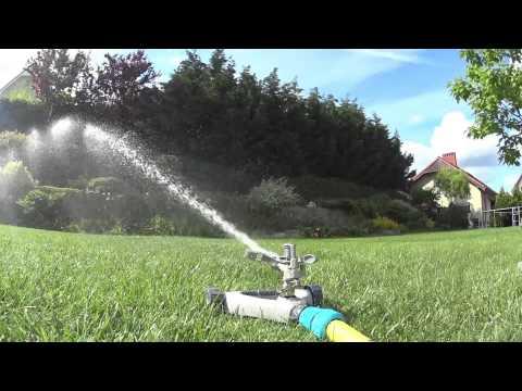 Gartensprenger Kreisregner Rasensprenger