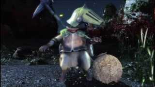 Monster Hunter Portable 3rd video