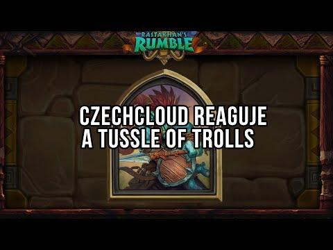 CzechCloud reaguje - A Tussle of Trolls