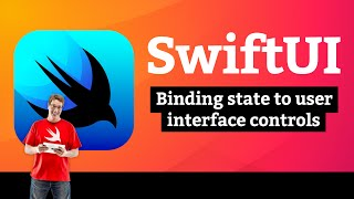 Binding state to user interface controls – WeSplit SwiftUI Tutorial  5/11