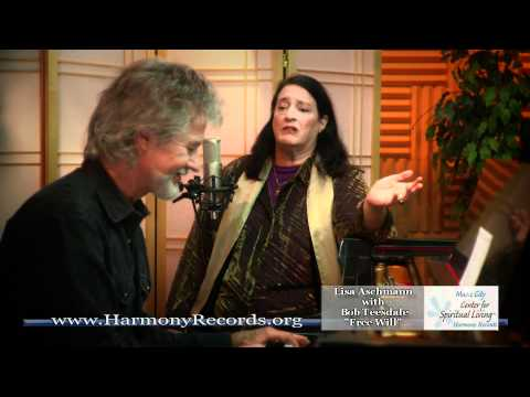 """Lisa Aschmann with Bob Teesdale - 'Free Will"""""""