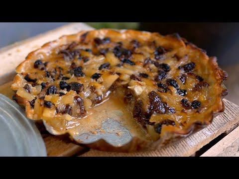 A Delicious Lemon Minced Pie
