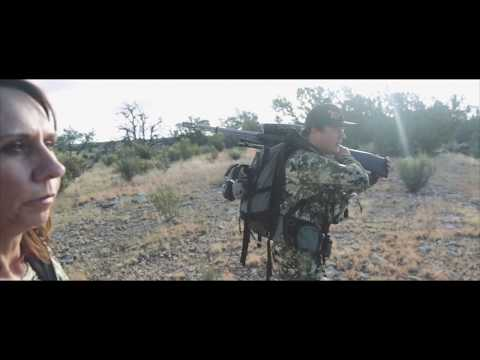 Arizona Trophy Elk Hunt with a Muzzle Loader Part 2