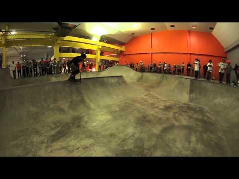 KAOS Skatepark EK Opening Day Ft Hunter Schuetz and Dakota Schuetz