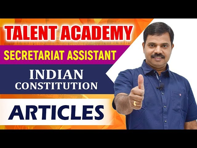 Important Kerala PSC Questions on Indian Constitution | Secretariat Assistant | Episode - 1