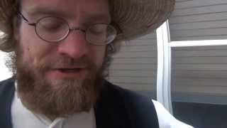 David Johansen Talks About Amish Clothing