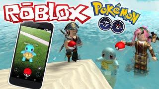 Roblox ITA - Chi Cattura Più Pokemon? - #17 - ROBLOX Pokemon GO