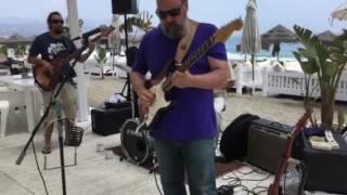 Richard Ray Farrell Trio - Cryin' Won't Help You (Tampa Red)