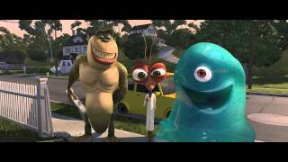 "DreamWorks Animation's ""Monsters vs Aliens"""