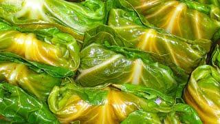 ДОЛМА ПО-Армянски. Настояший рецепт ДОЛМА В капустных листьях