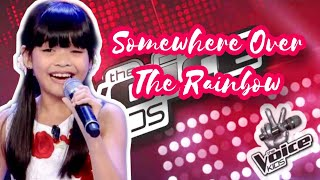 Over The Rainbow by Alexa Salcedo | The Voice Kids Philippines Blind Auditions 2019