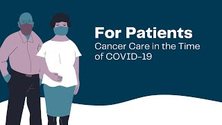 Sandip Patel, MD | Addressing Patients on Cancer Care in the Time of COVID-19