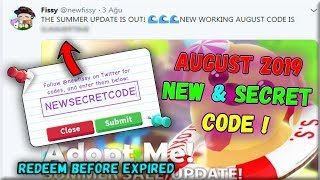 codes for adopt me 2019 not expired may - TH-Clip