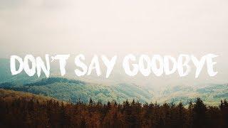 Aaron Carter - Don't Say Goodbye