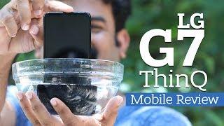 LG G7 ThinQ Malayalam Review - LG G7 ThinQ