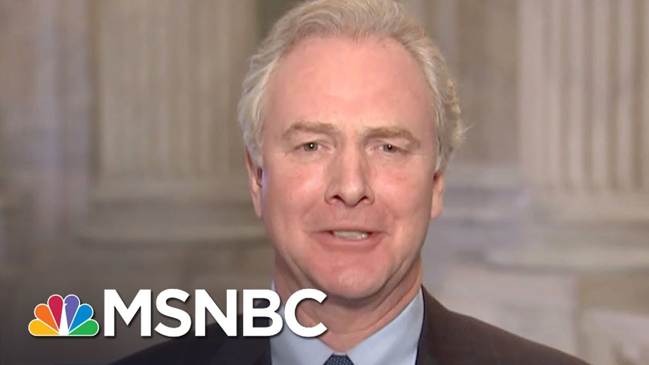 Van Hollen: How Does The GOP Tax Bill Help The Middle Class? | MTP Daily | MSNBC thumbnail